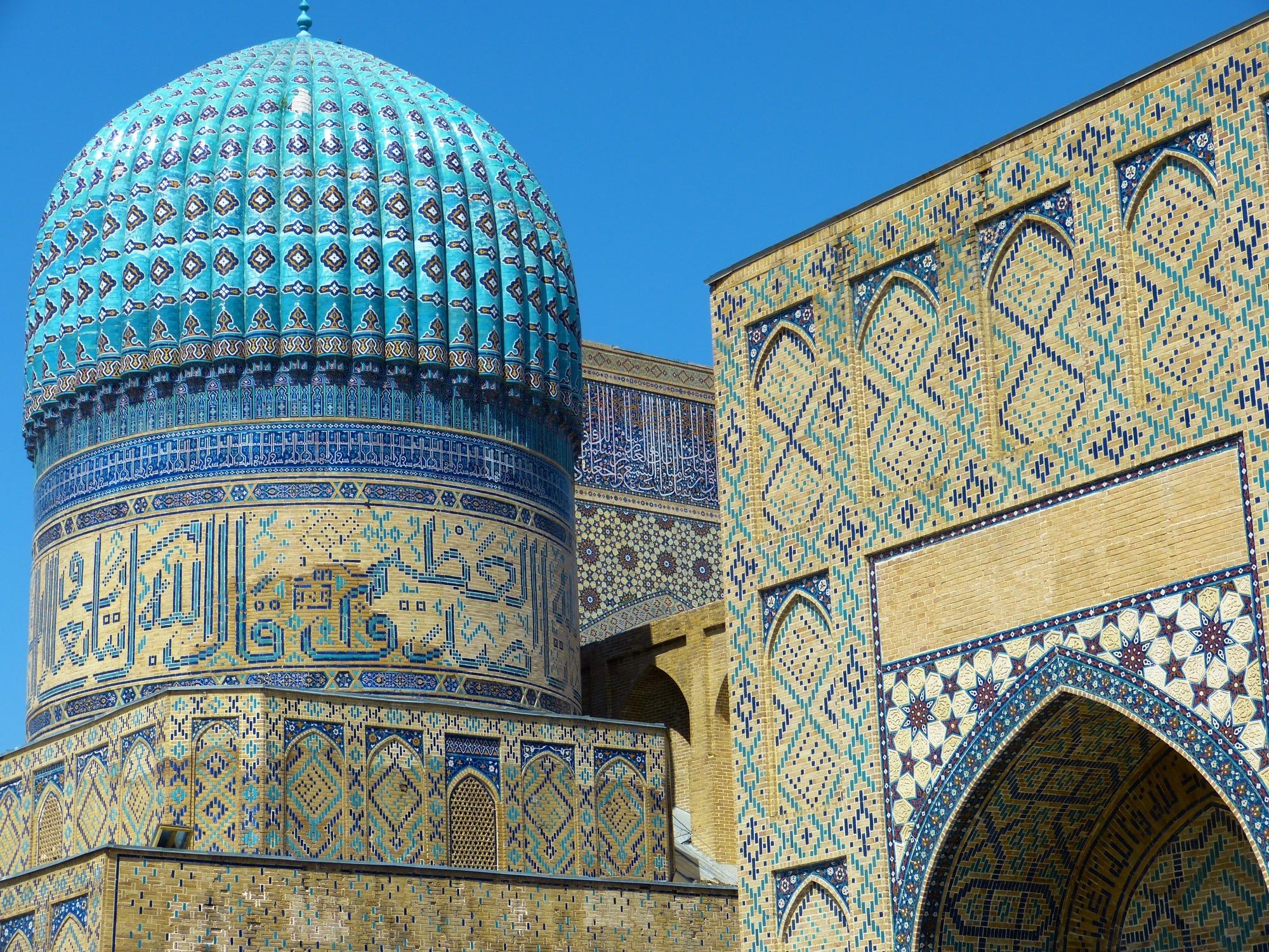 Samarkanda (Uzbekistán)